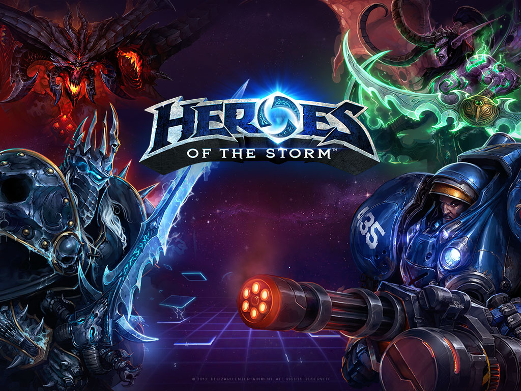 Heroes of the Storm Average Hero & Role Scores | HOTS Logs