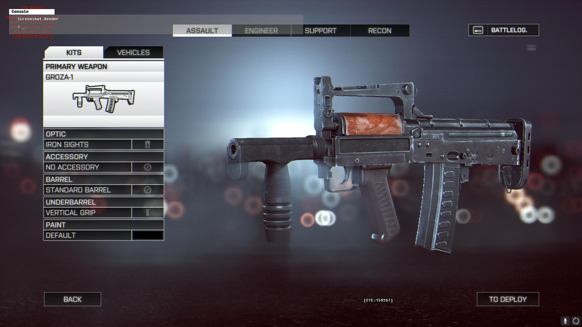 Battlefield 4 Unlock Weapons and Assignments Locations ...