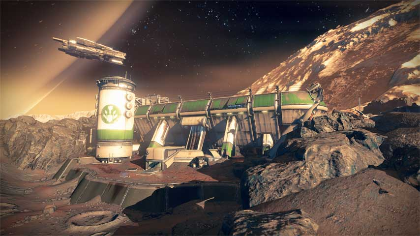 Destiny Pvp  House Of Wolves U0026 39  New Crucible Maps Detailed  With Screenshots