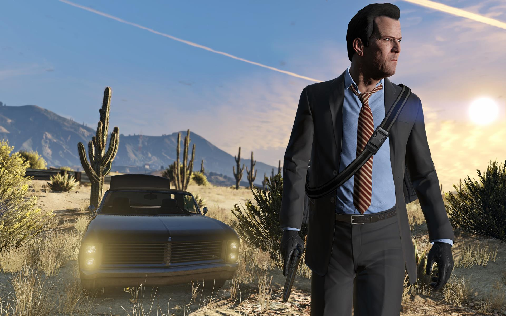 Gta 5 amd driver update available now too vg247 for Ecran graphisme