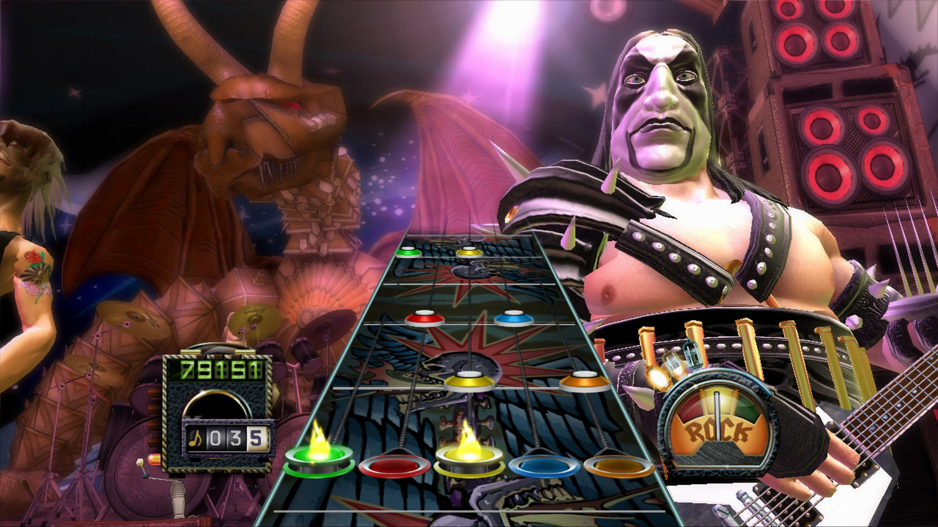 New Guitar Hero has redesigned controller, first-person ...