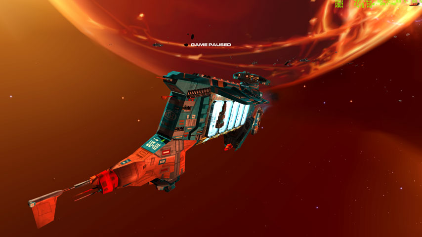 Homeworld Remastered 20 update goes live, full patch