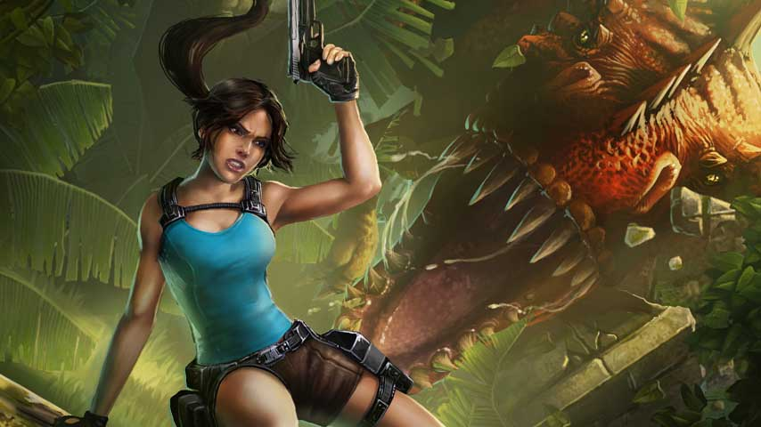 lara croft relic run endless runner softlaunched in the