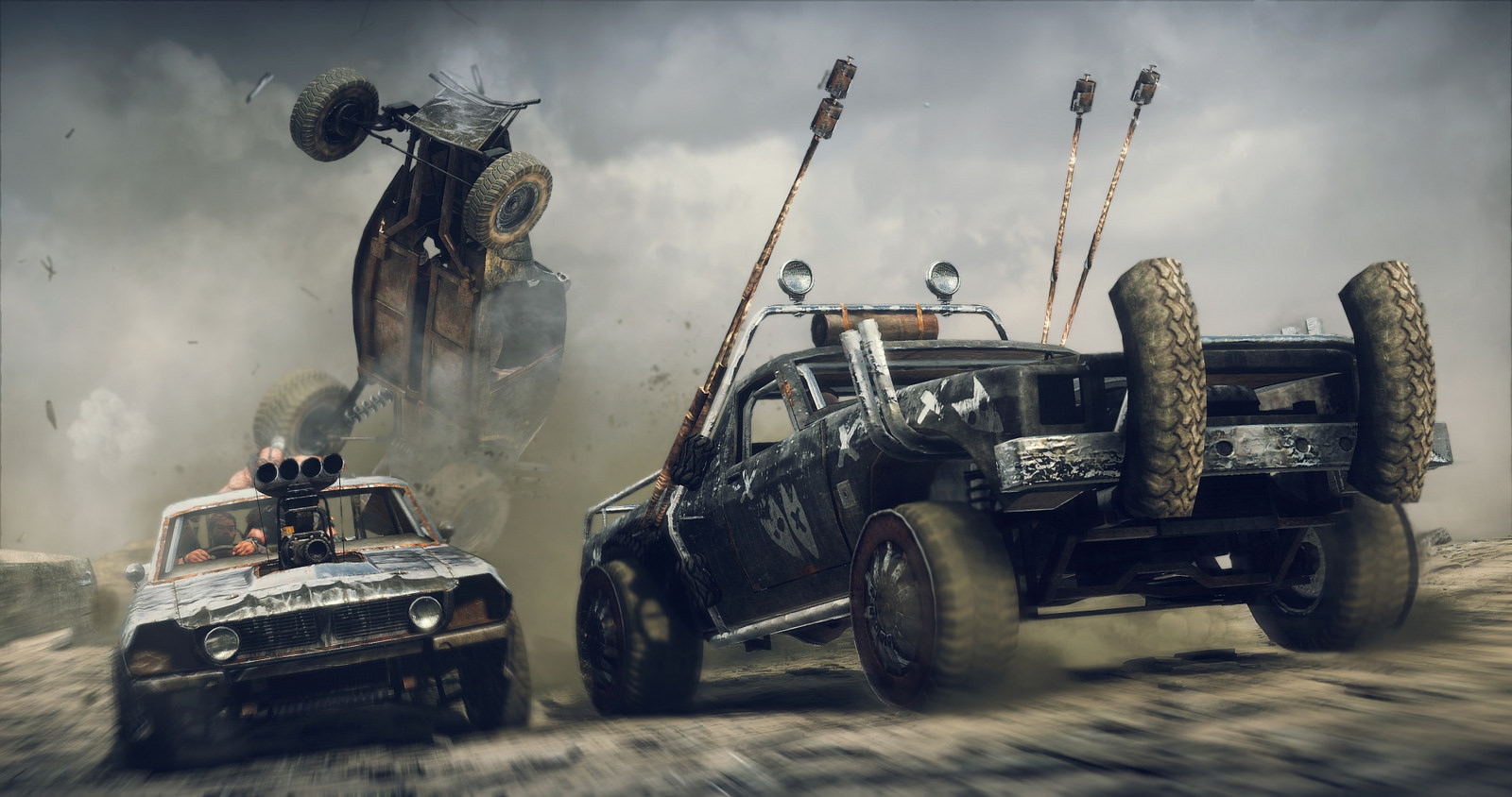 mad max first ever gameplay footage revealed vg247. Black Bedroom Furniture Sets. Home Design Ideas