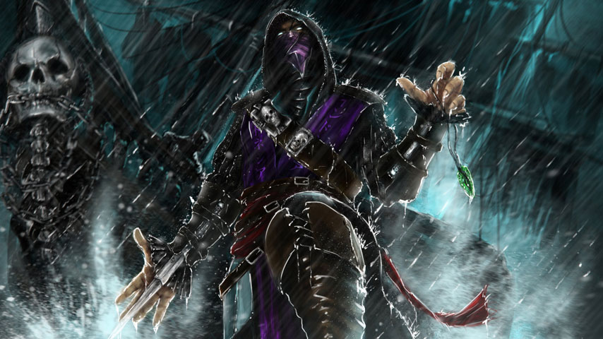 Mortal Kombat X Play As Rain And Other Locked Characters On Pc Vg247