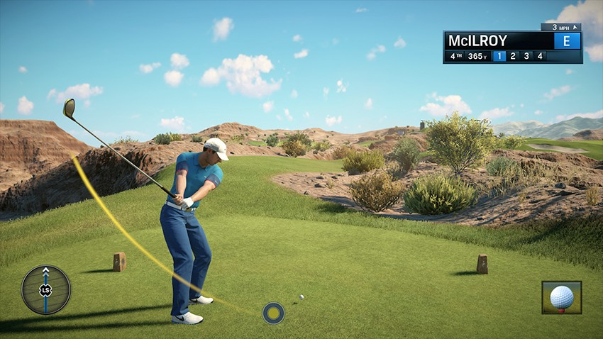 Rory Mcilroy Pga Tour Golf Ea Sports Release Date