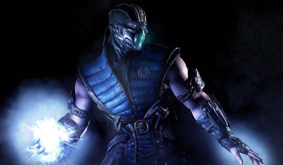 Mortal Kombat X Sub Zero