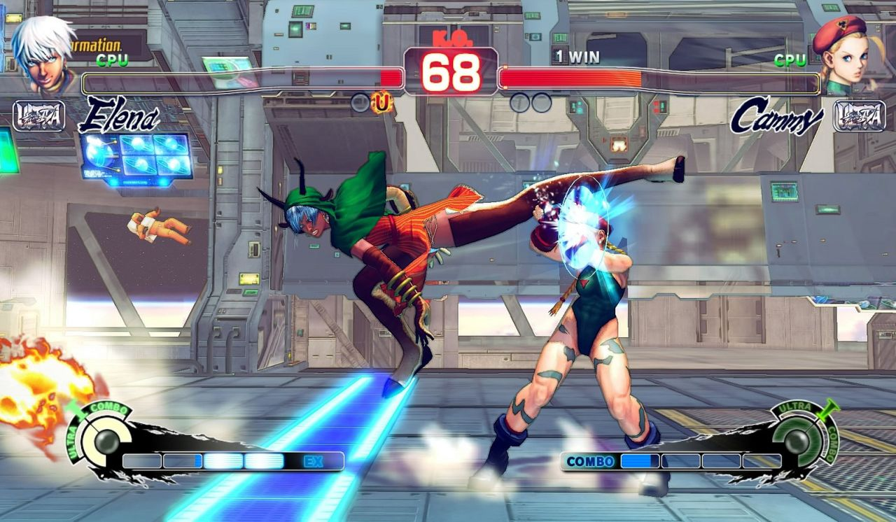 ultra street fighter   arrive   ps store  ps