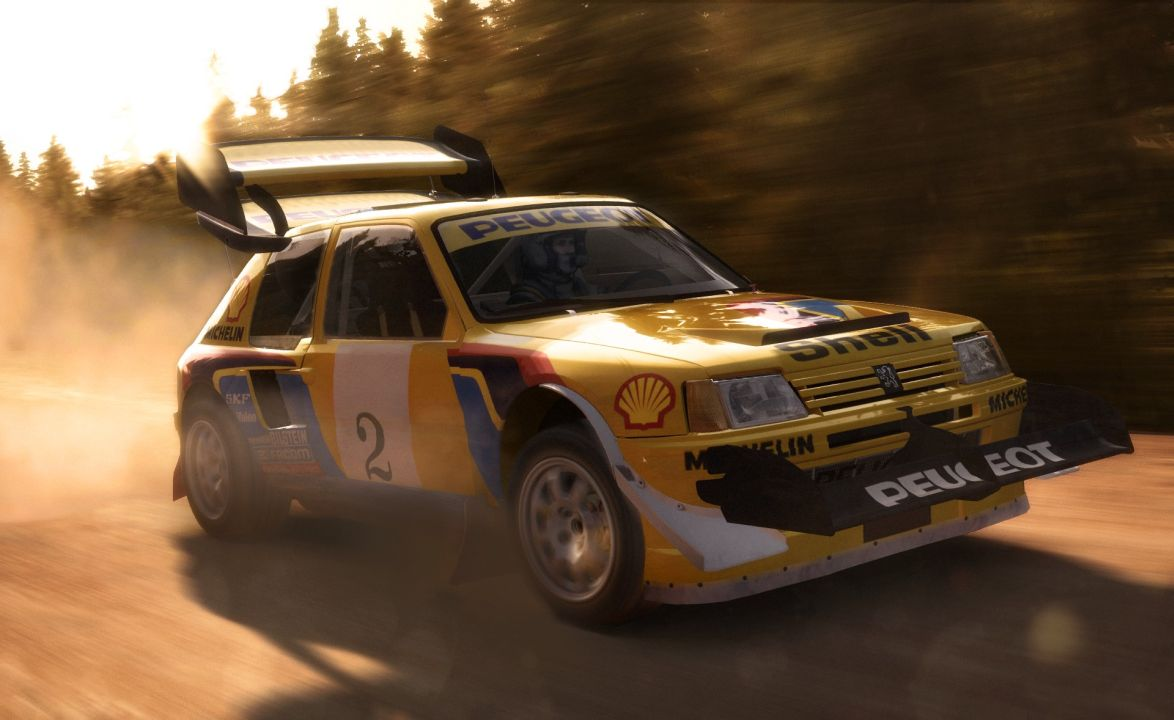 watch cars in dirt rally take on colorado 39 s infamous pikes peak vg247. Black Bedroom Furniture Sets. Home Design Ideas