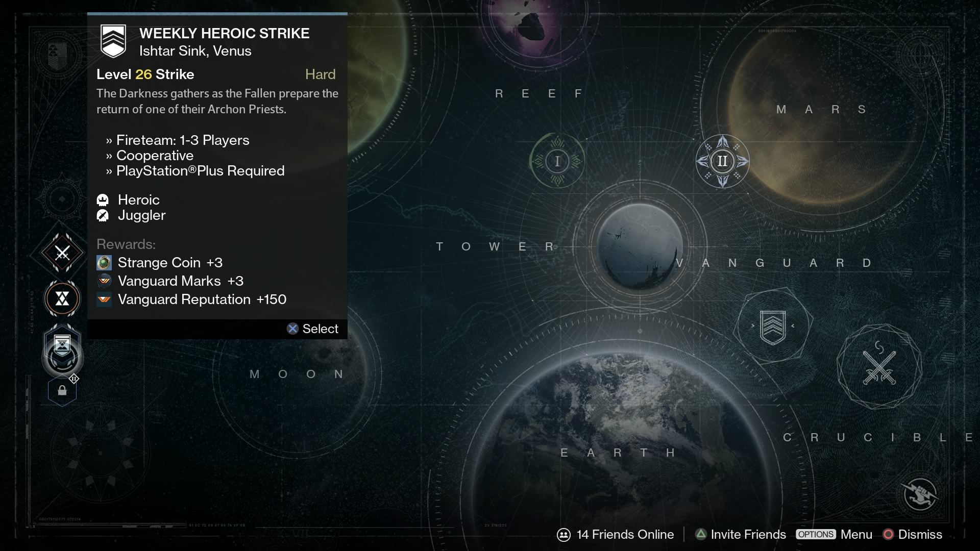 Destiny strike matchmaking site