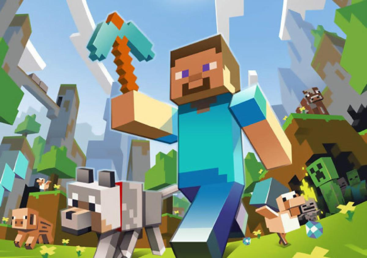 Minecraft is the most watched game on YouTube - VG247