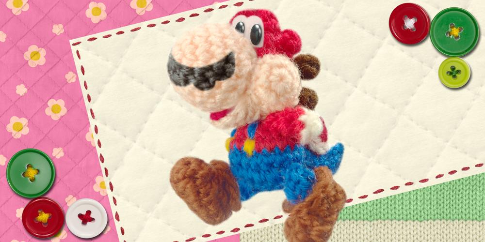 bolcom  Poochy Yoshi Wooly World  3DS Nintendo  Games
