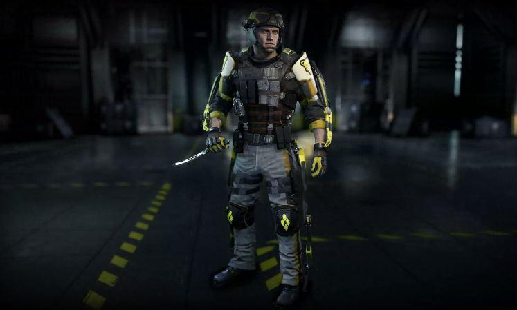 Call Of Duty Advanced Warfare New Legendary Loot In