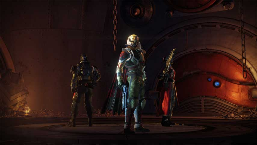 Destiny house of wolves prison of elders is more than just a horde