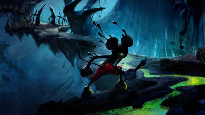 Epic Mickey Concept Art Nintendo Switch Black Friday Deals
