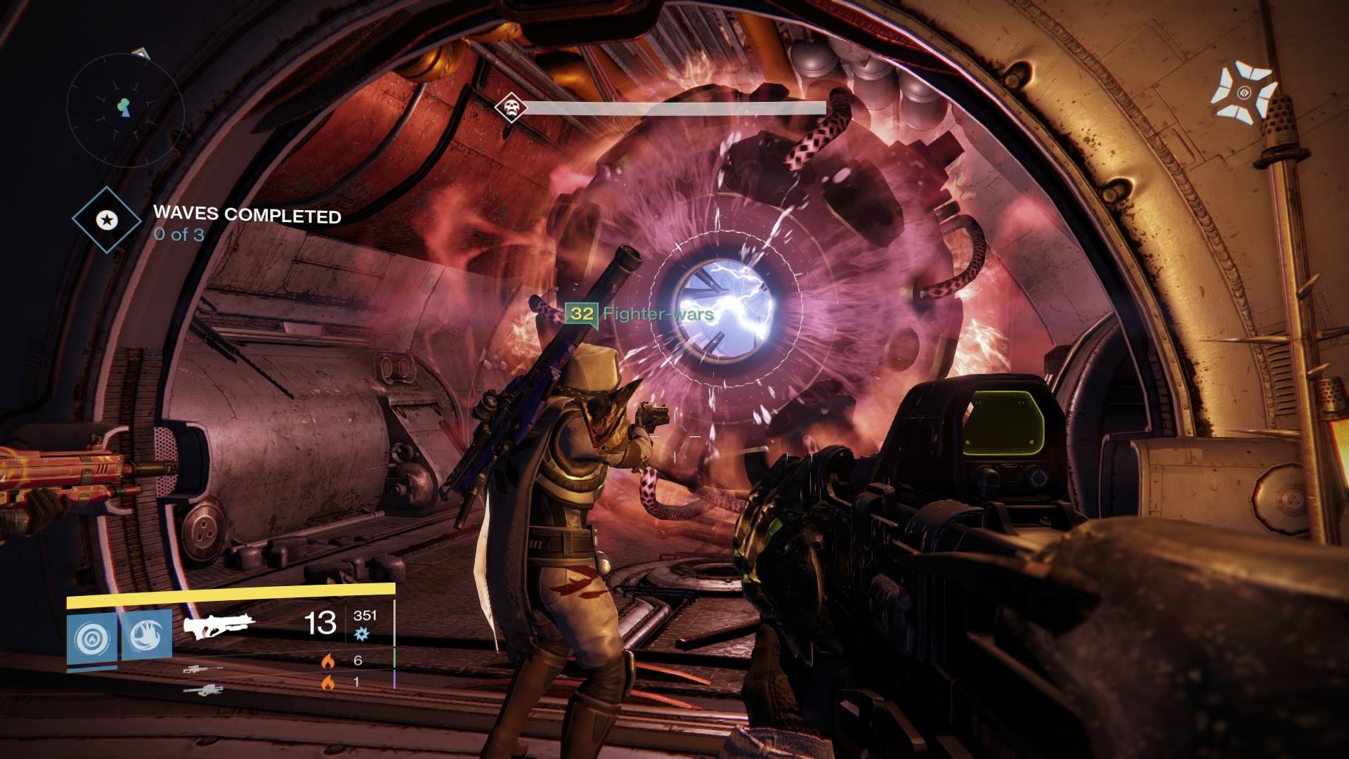 Destiny house of wolves prison of elders fallen arena tips and