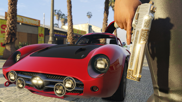 "GTA 5: Rockstar Teases ""very Cool New Toys"" For GTA Online"