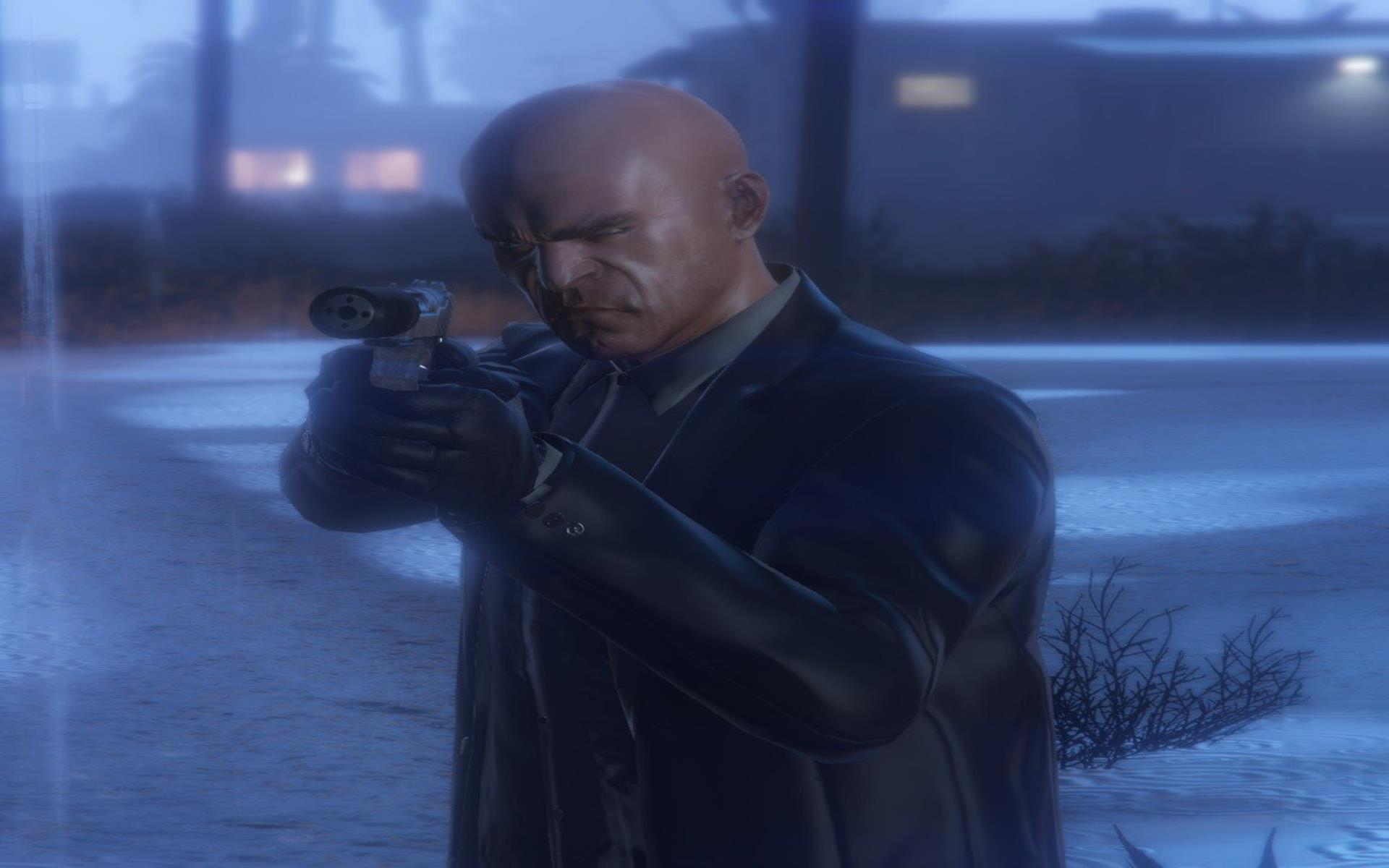 Gta 5 Mods Become Hitman Agent 47 Or Drive The Car From