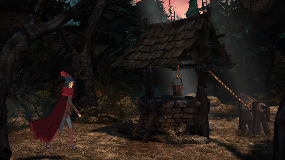 King S Quest Developer Diary Takes A Look At This Lovely