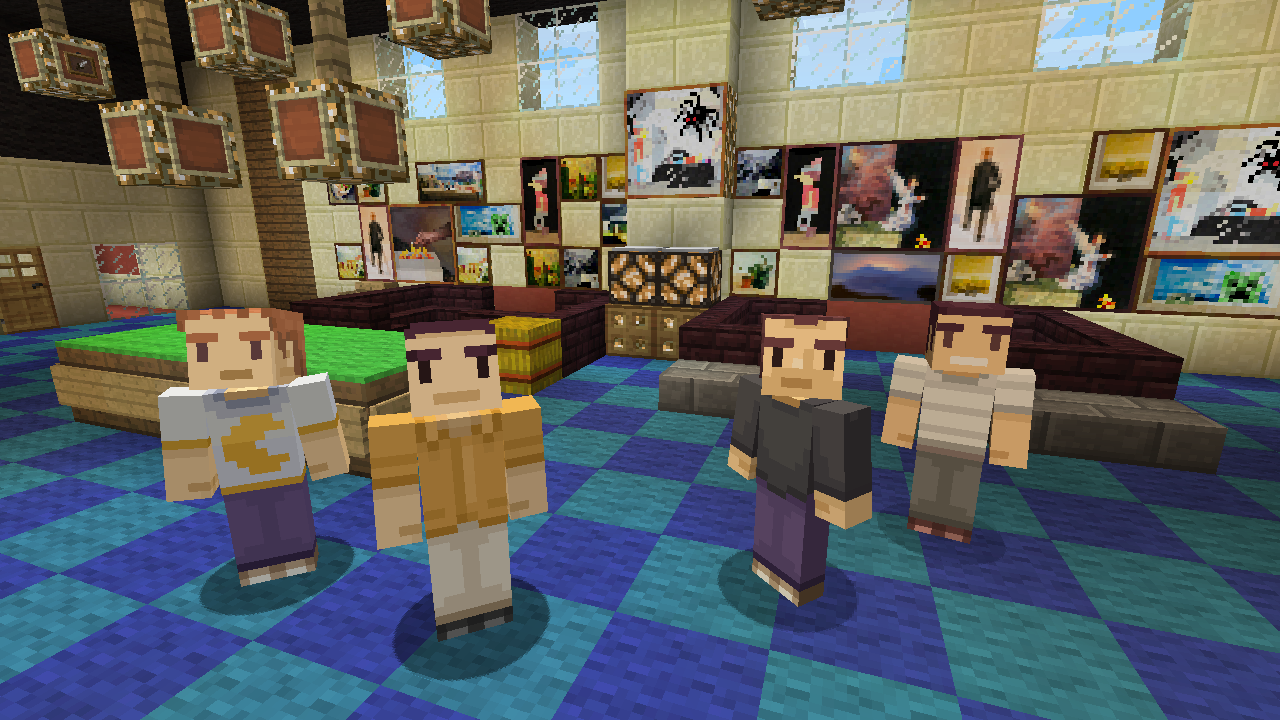 how to make xbox one minecraft skins