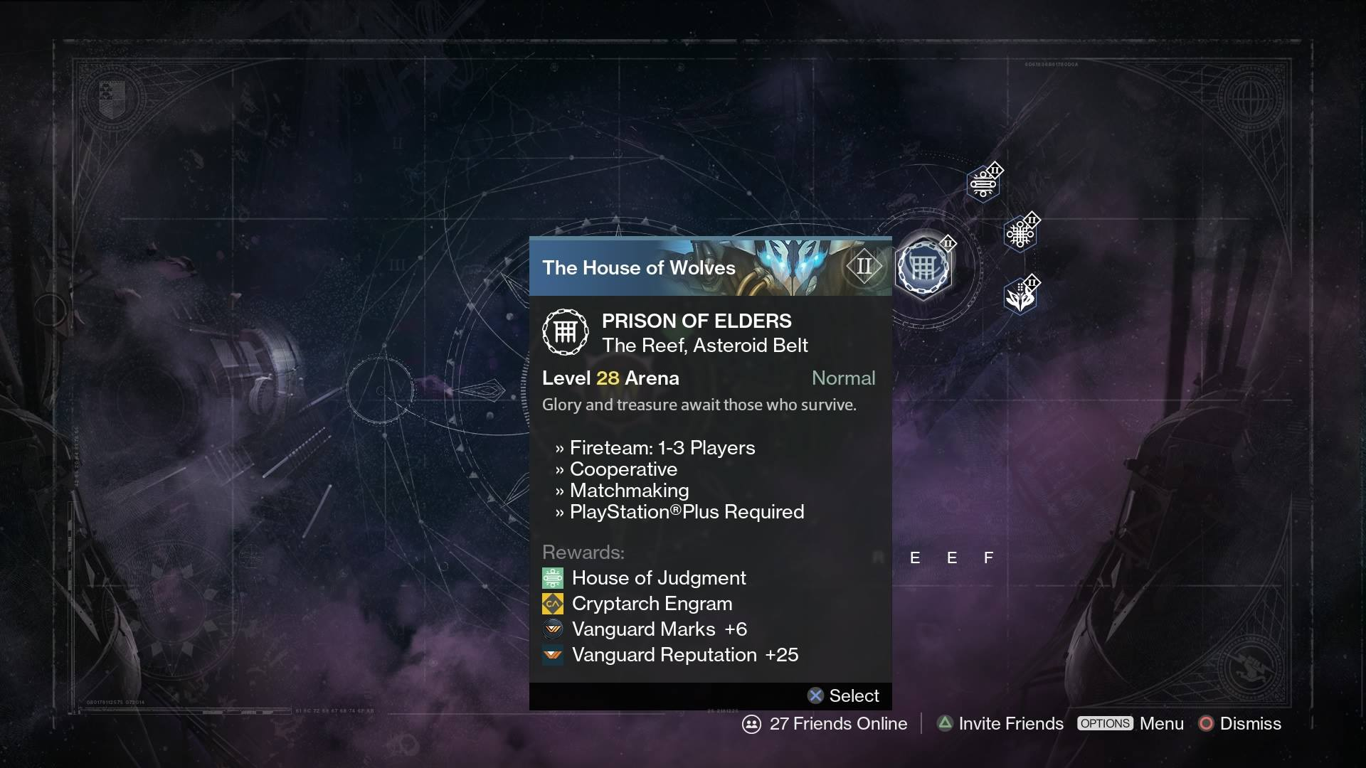 destiny no matchmaking for heroic strike