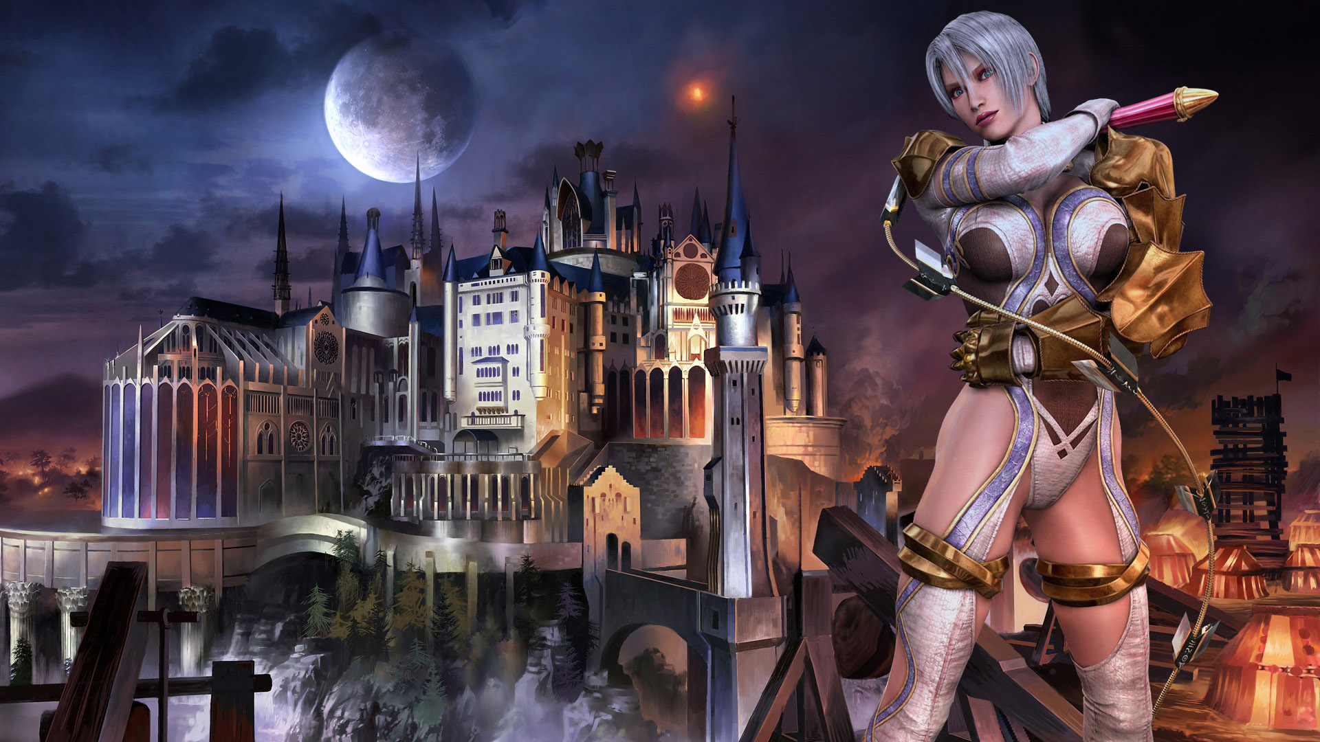 SoulCalibur Dev Wants To Know Fans' Favourite Characters