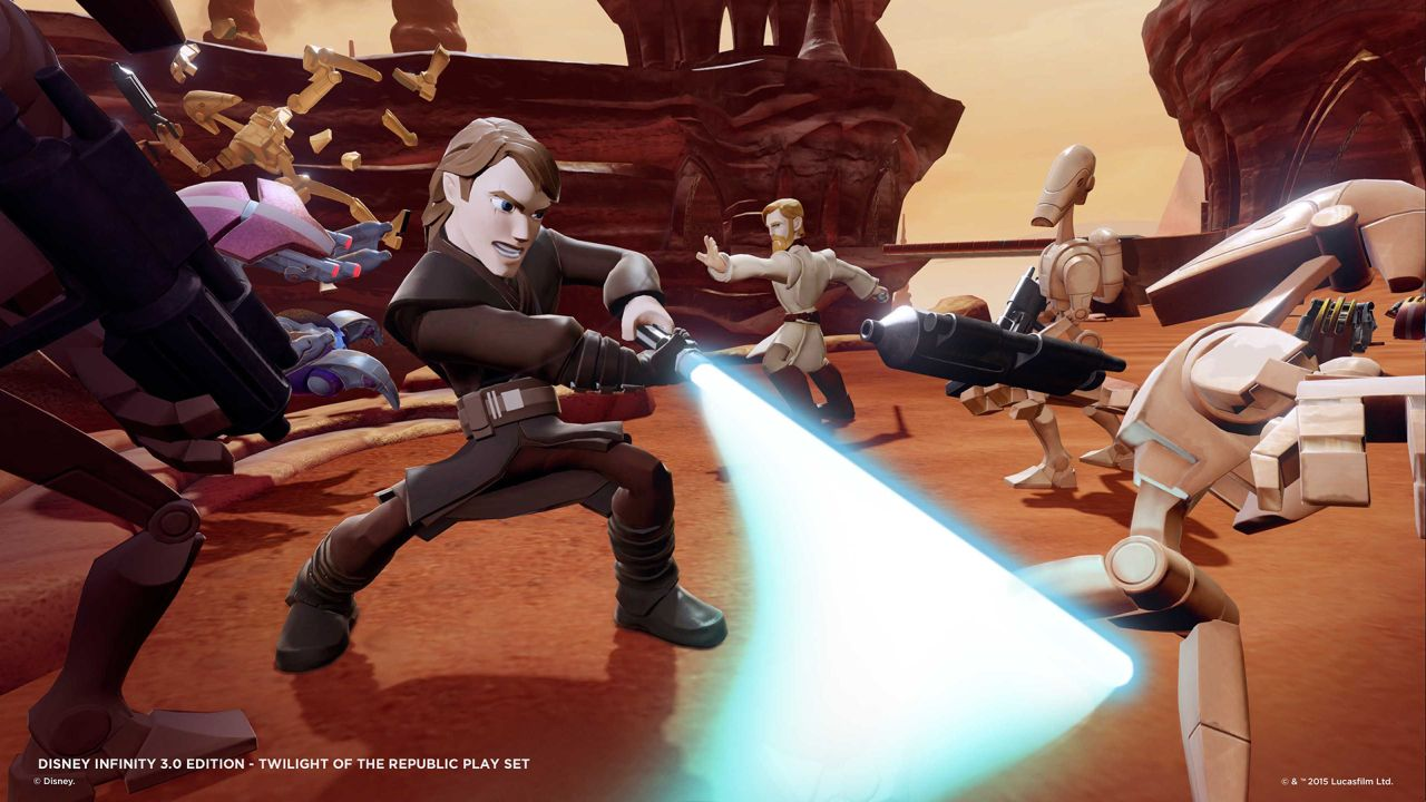 Action-packed Star Wars: Twilight of the Republic play set ...