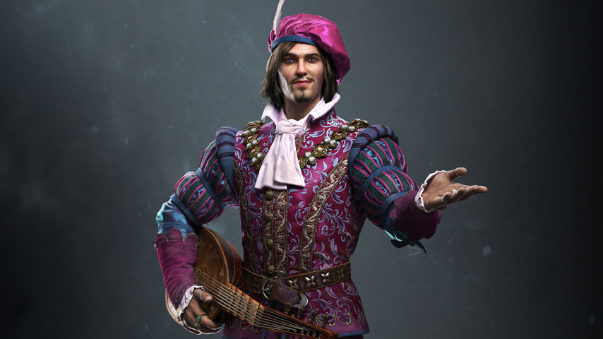 Thyme The Witcher 3: Cabaret...
