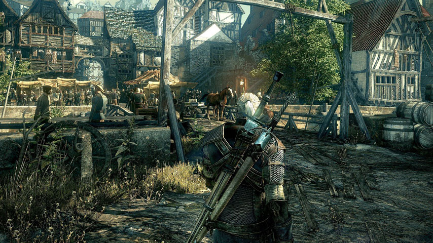 The Witcher 3 The Play S The Thing Walkthrough Vg247