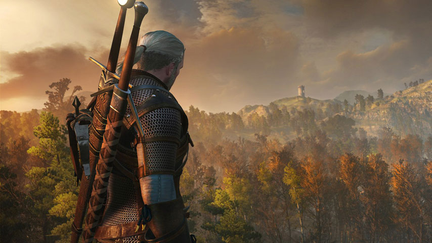 The Witcher 3 Through Time And Space Vg247