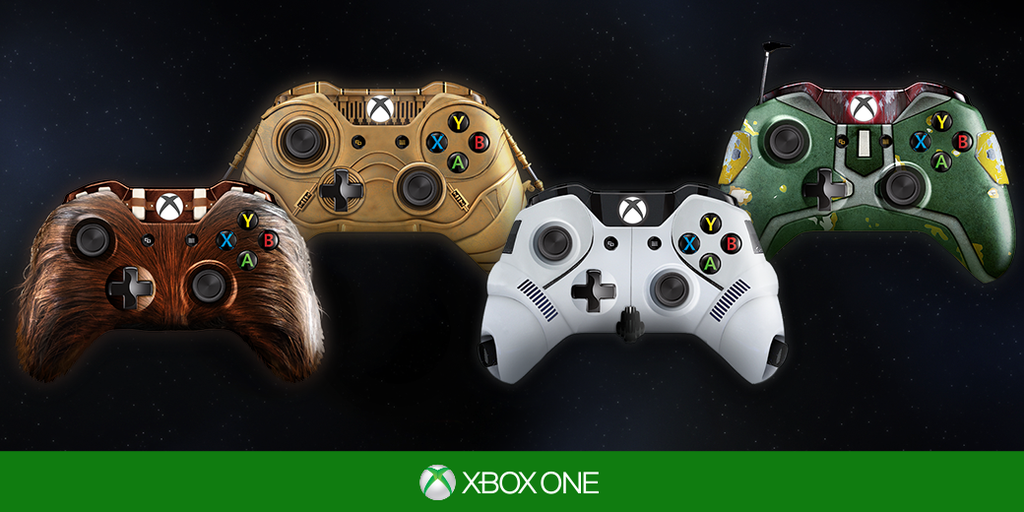 star wars xbox one