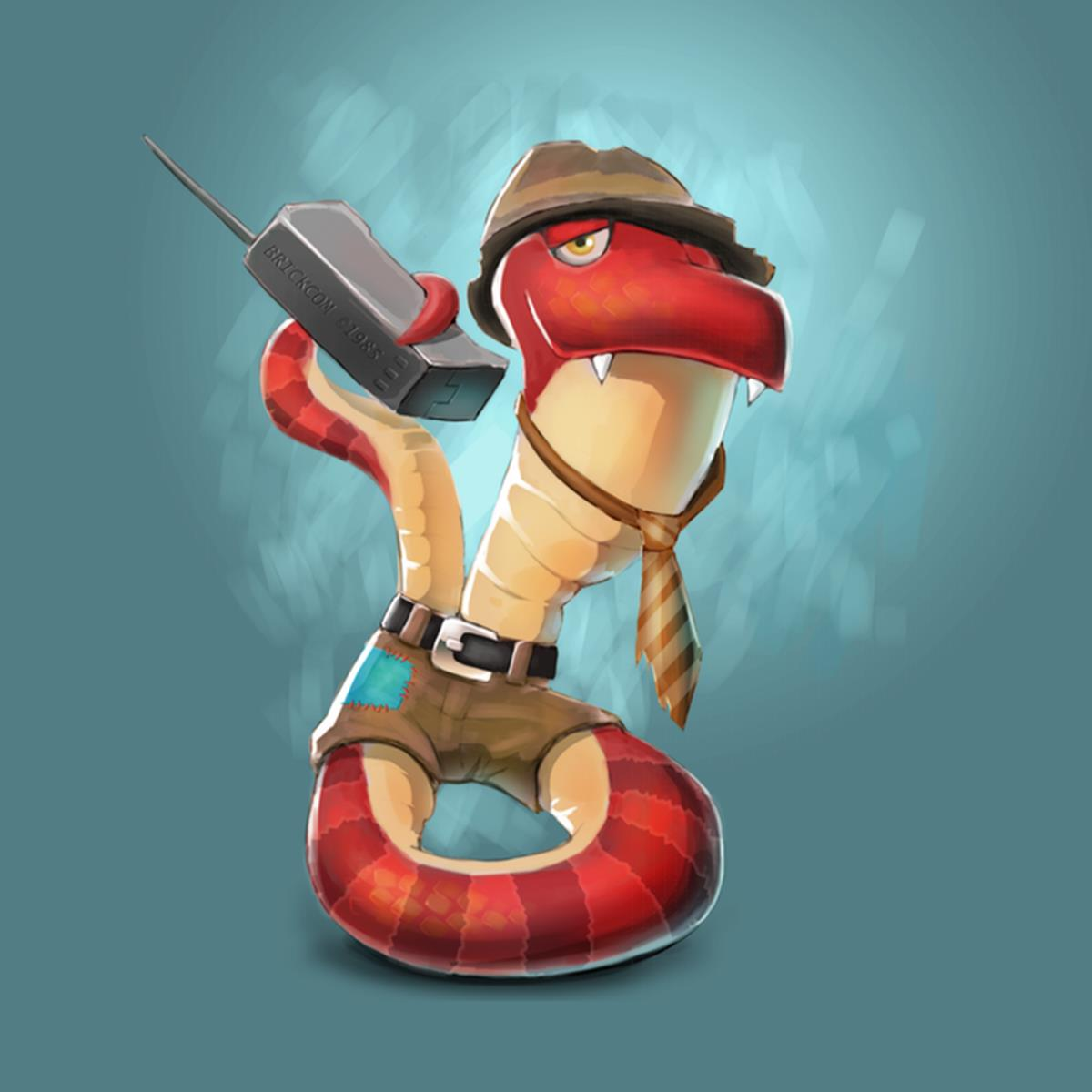 Banjo-Kazooie successor gets new character that is a snake ...