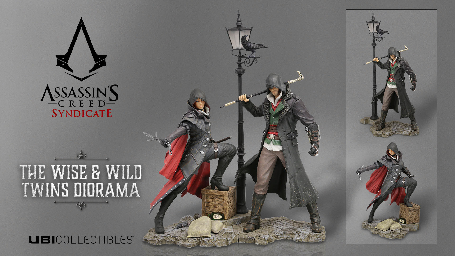 Assassin s creed syndicate to get collectible replica weapons and