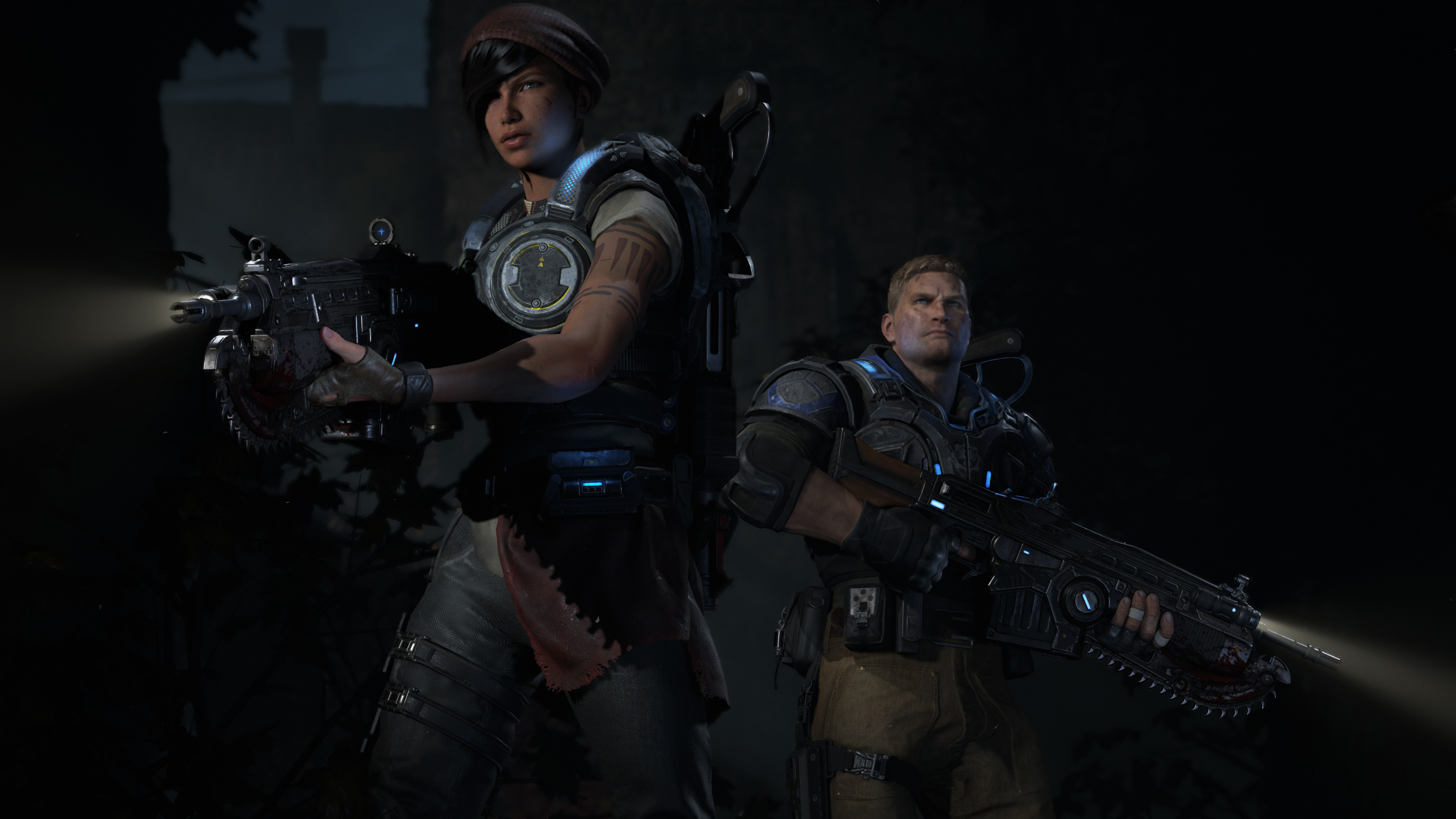 Gears Of War 4 Monsters Will Scare You