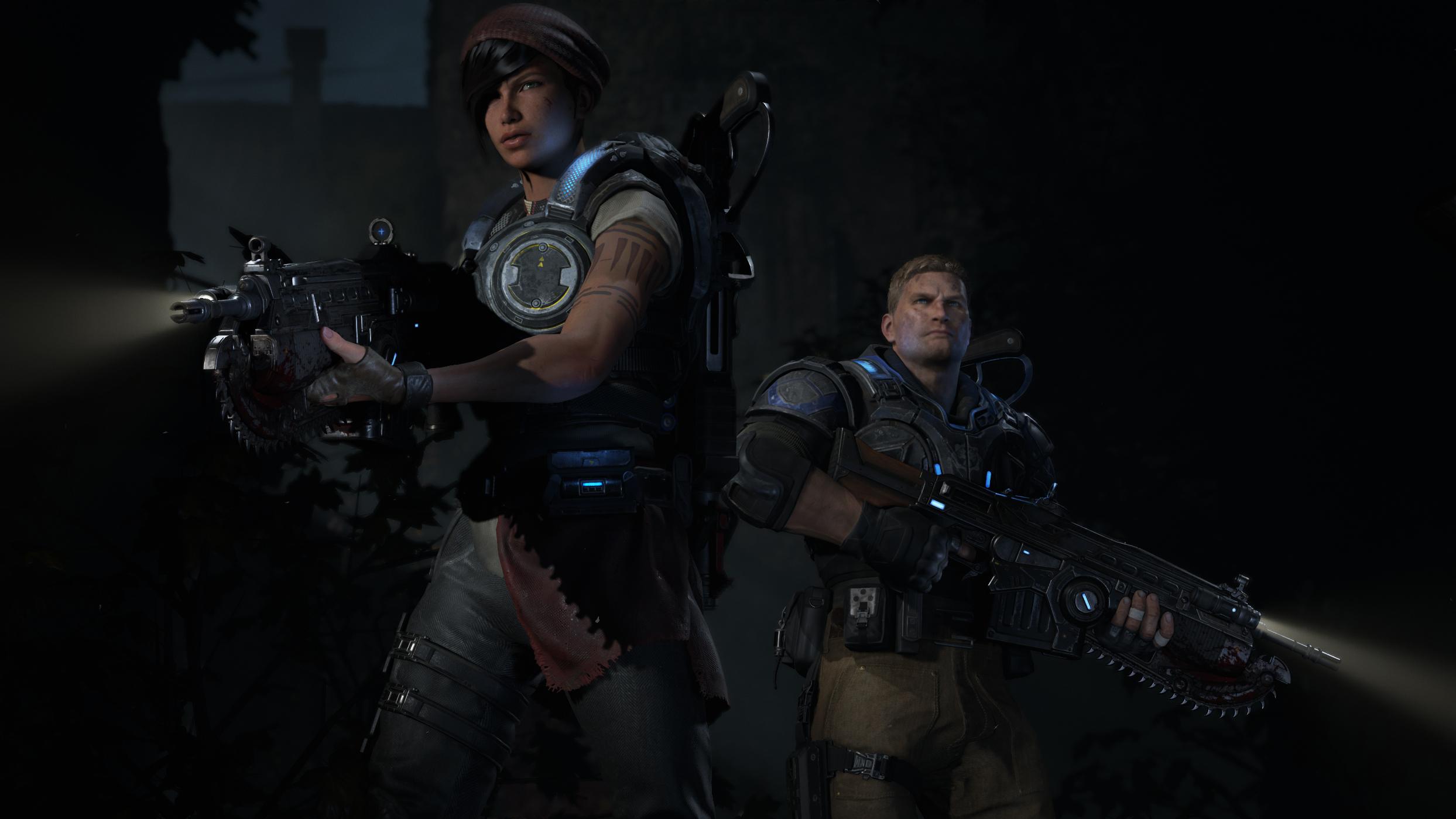 Gears 4 E3 2015 Screenshots Have Arrived