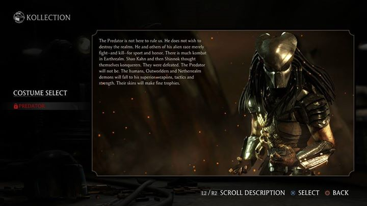 Mortal Kombat X: Predator 2015 pc game Img-2