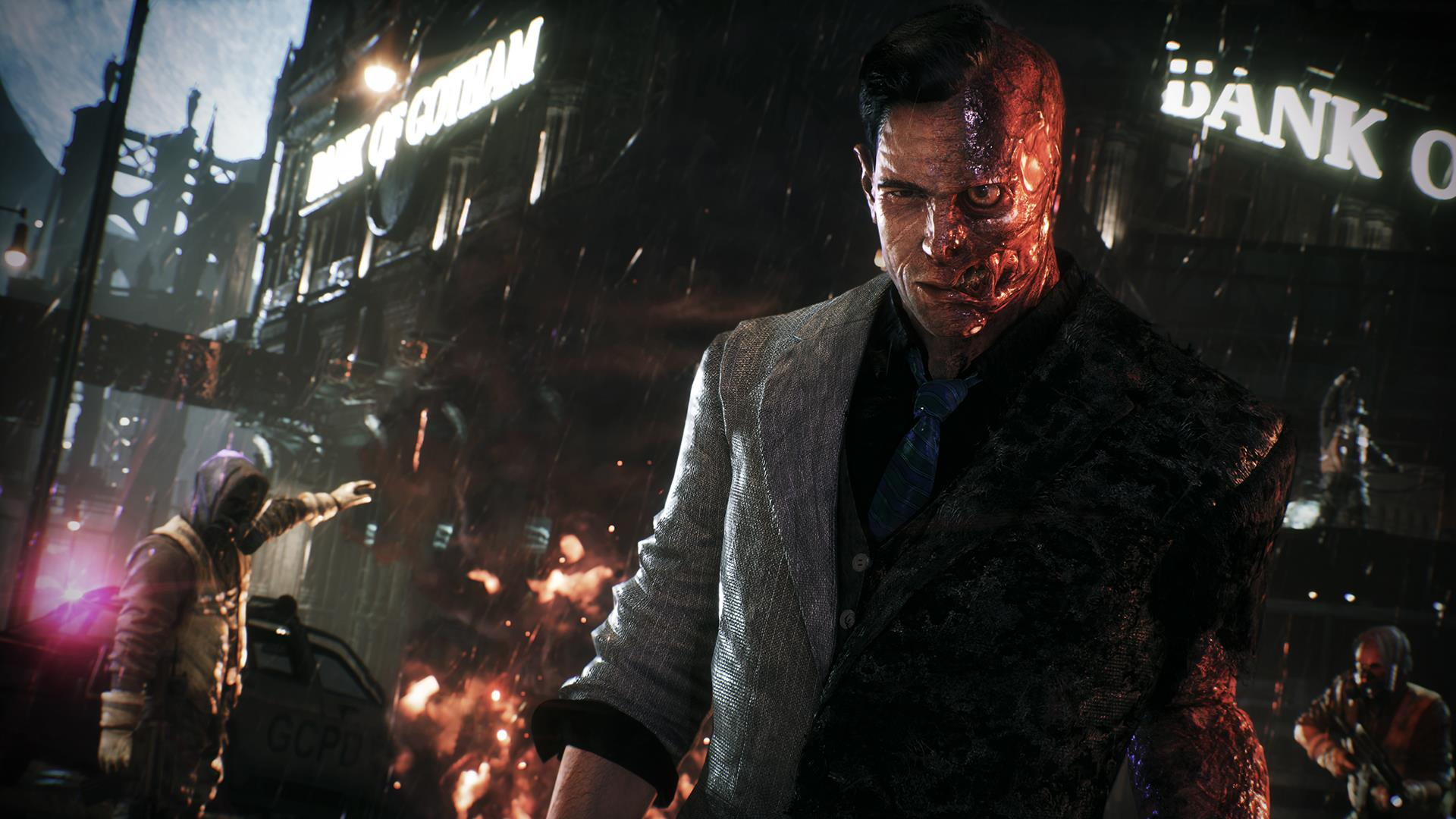 Batman Arkham Knight Is Having All Sorts Of Issues On Pc