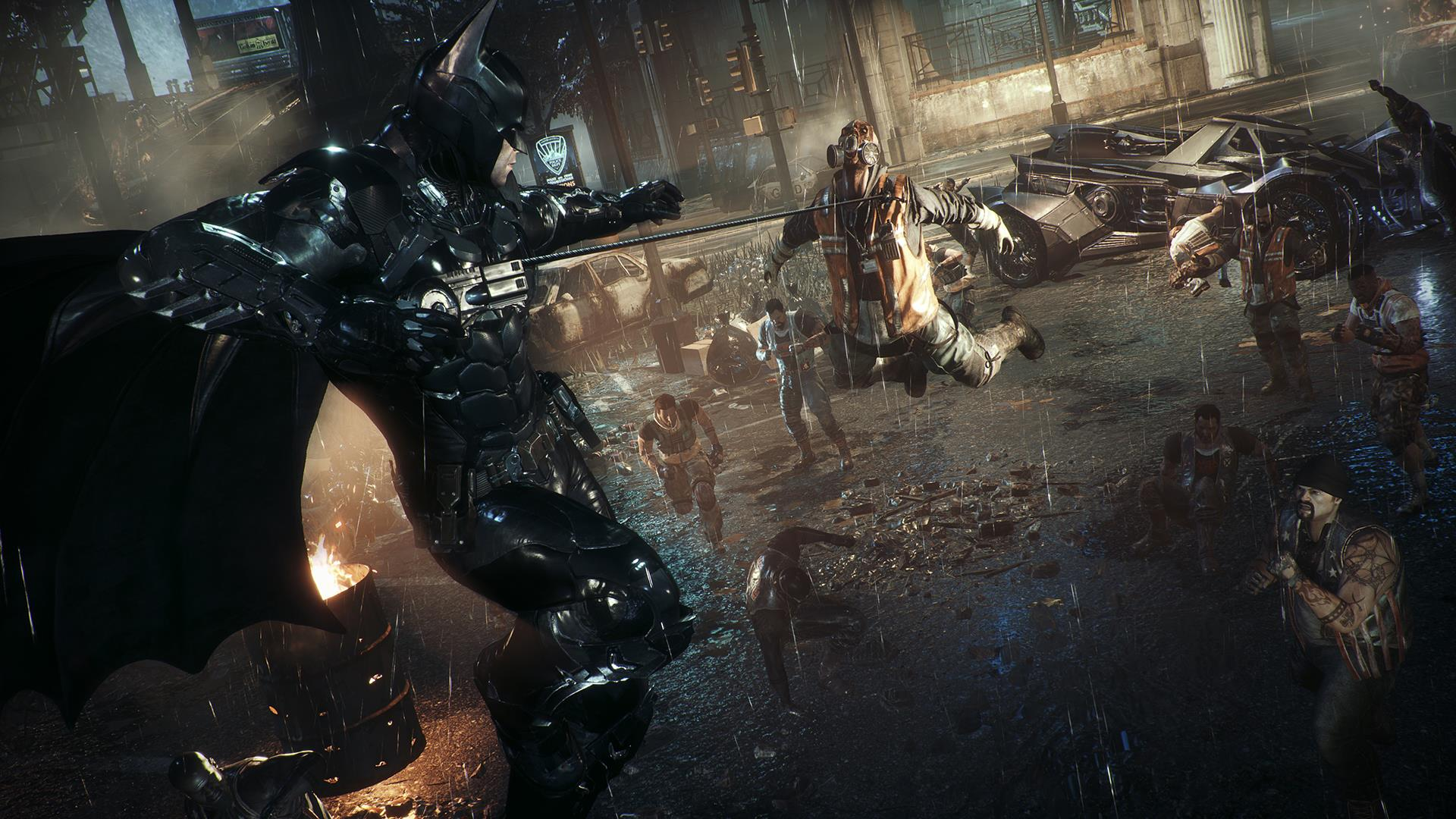 Interim Patch Releasing For Batman Arkham Knight On Pc