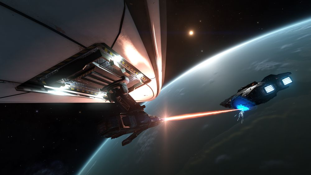 Powerplay Update For Elite  Dangerous Is Ready For