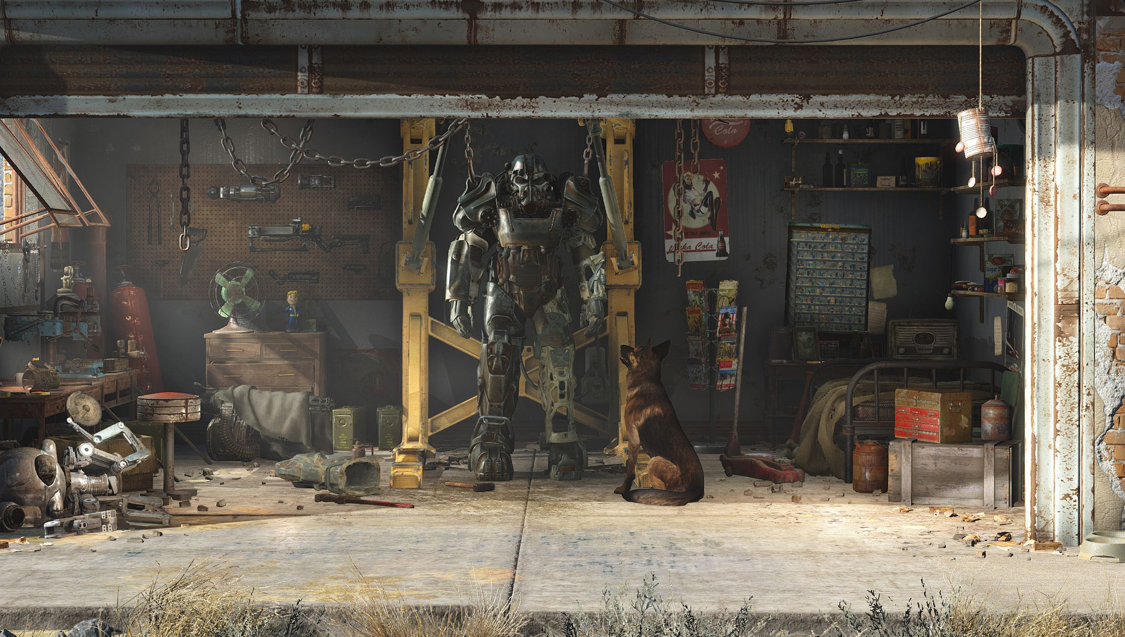 Fallout 4 Coming To Pc Ps4 And Xbox One Watch The First