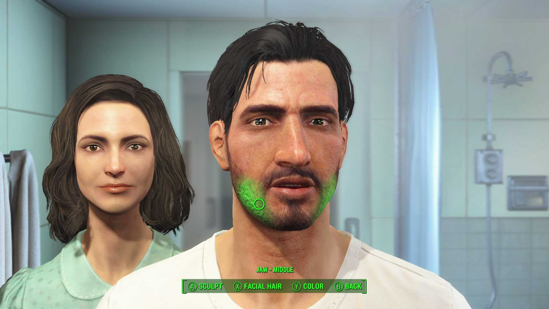 Celebrity Character Reel Shows Off Power Of Fallout 4S -7198