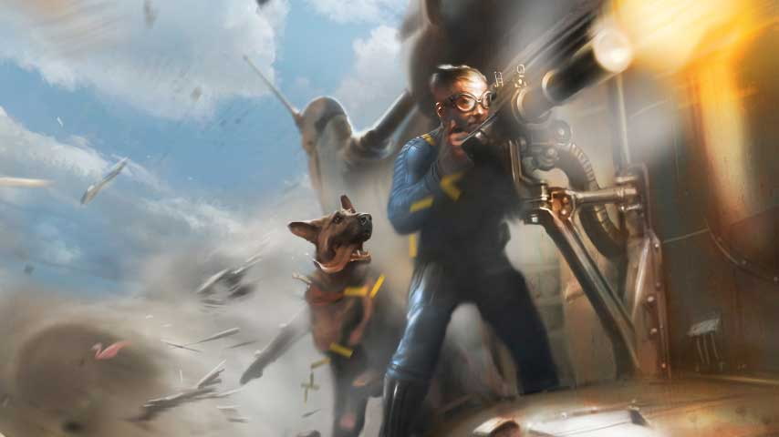 Fallout 4 File Size On Xbox One Revealed Vg247