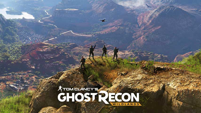 Tom Clancys Ghost Recon Wildlands Ghosts Wallpapers: Ubisoft Announces Tom Clancy's Ghost Recon: Wildlands