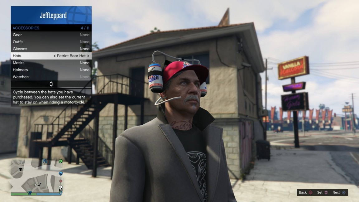 how to change facial features in gta 5