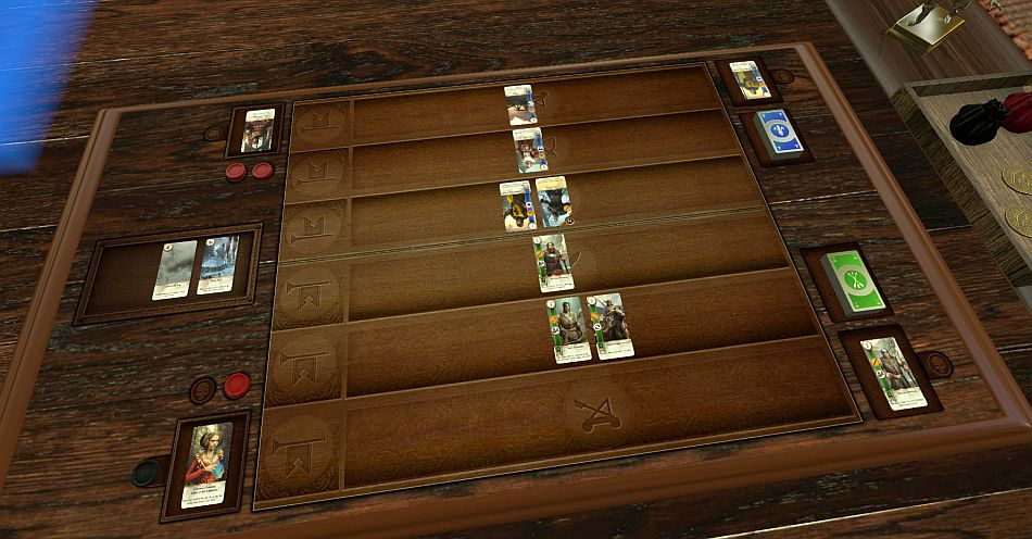 Gwent Deck Building Rules