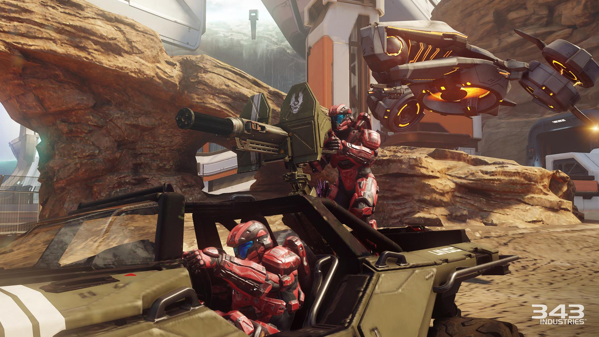 Things that shouldn\'t have change HALO\'s esthetic | Halo 5 ...