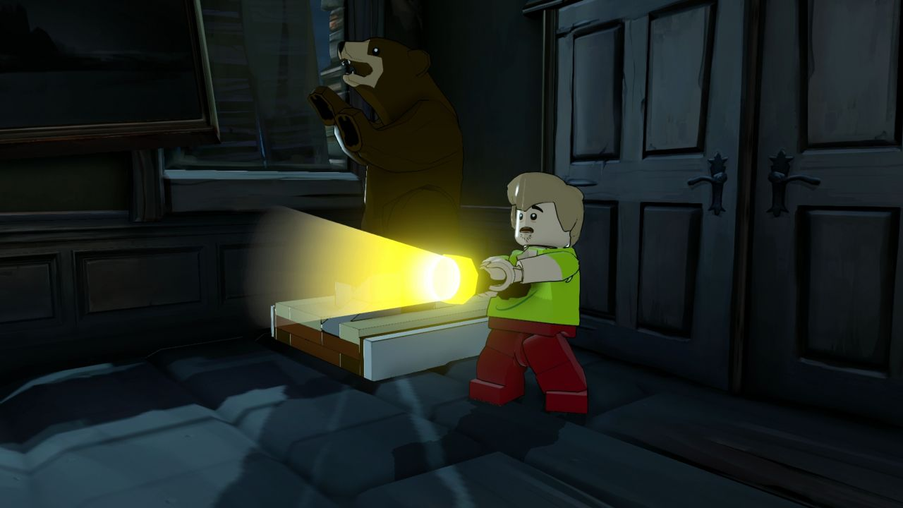 LEGO Dimensions allows the player to build every gadget ...