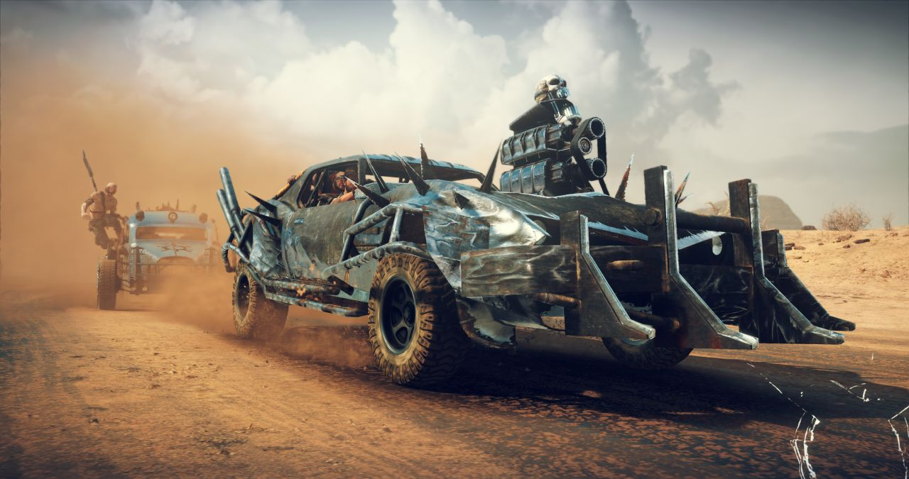 mad max playstation 4 exclusive content detailed in new trailer vg247. Black Bedroom Furniture Sets. Home Design Ideas