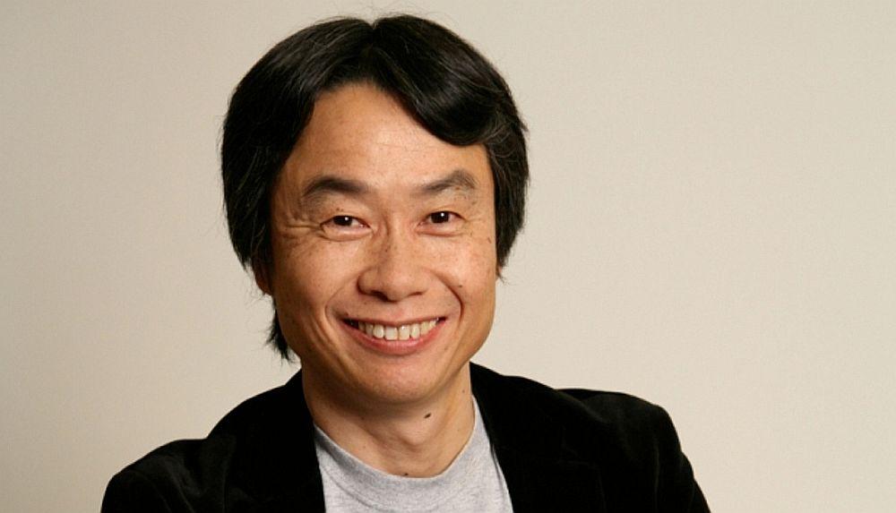 Shigeru Miyamoto Game Design