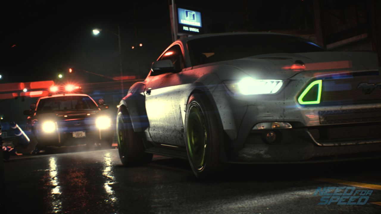 Need for Speed will be released on November 3 for PC, PS4, and Xbox ...